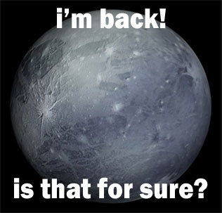 planet pluto not a meme - photo #8